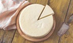 Tarta de quesitos con magdalenas, receta de postre rápido
