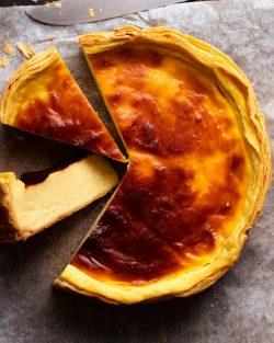Flan Pâtissier (tarta de natillas francesas)