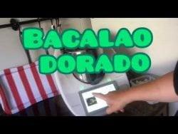 BACALAO DORADO CON THERMOMIX
