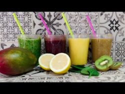 Batidos DETOX | Silvercrest Monsieur Cuisine Plus