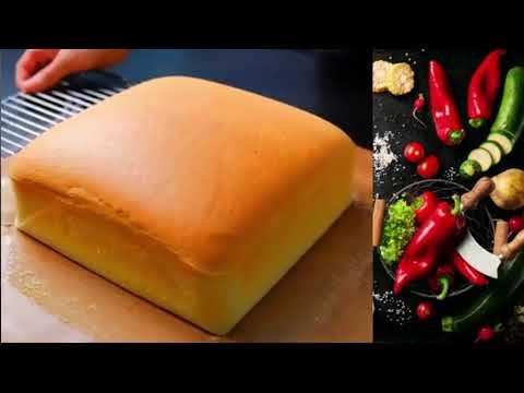 Bizcocho esponjoso japonés receta fácil
