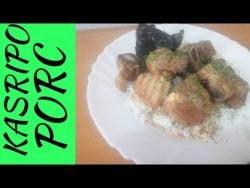 KASRIPO PORC #shorts #food #recipe #receta