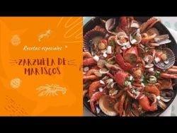 #RECETA 🍴🔪 Zarzuela de Mariscos