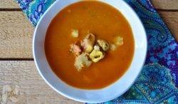 Sopa de pescado facilísima